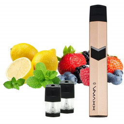 Vaporizer Rouge d`or